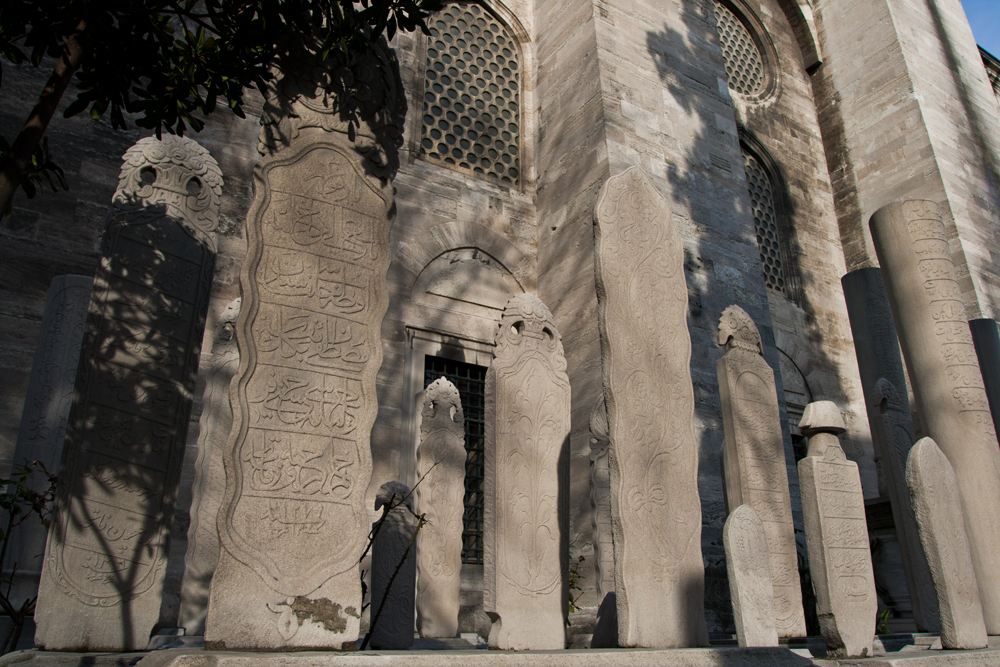 Cementerio-en-la-mezquita-Fatih