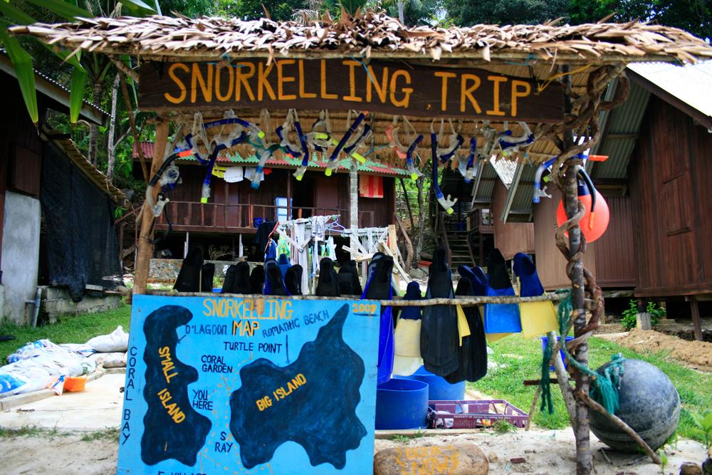 Chiringo-de-Snorkel