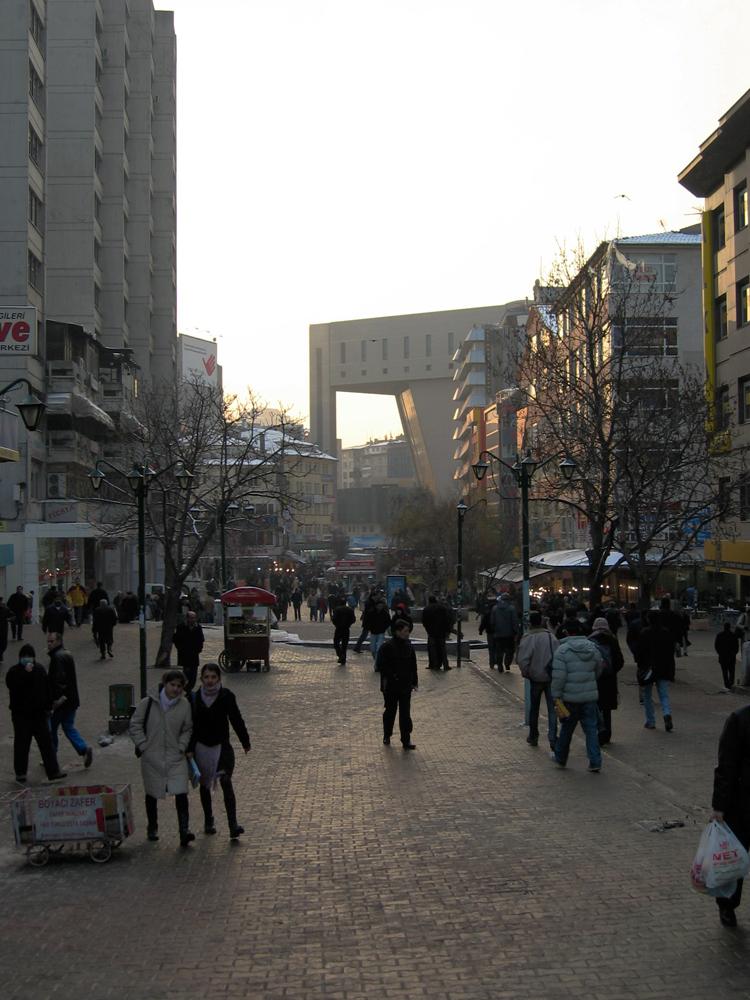 Ciudad-moderna-de-Ankara