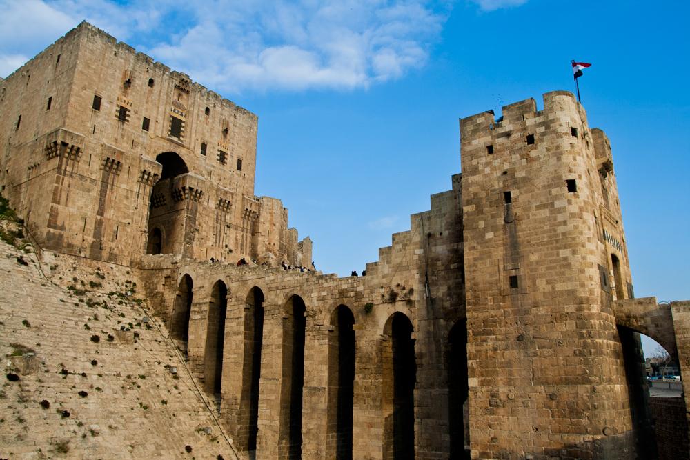 Ciudadela-de-Alepo-II