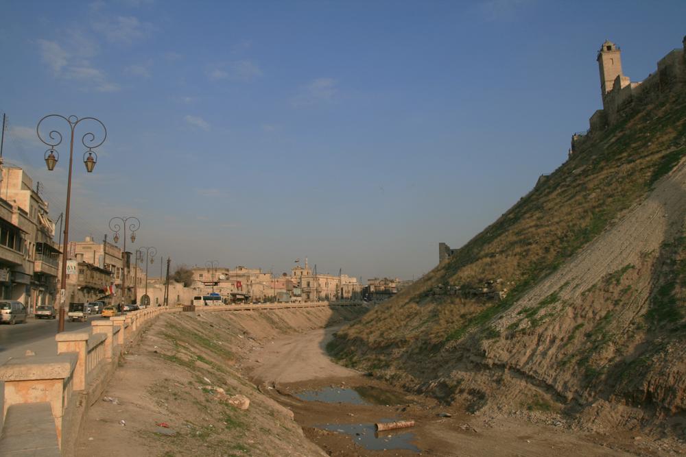 Ciudadela-de-Alepo-III