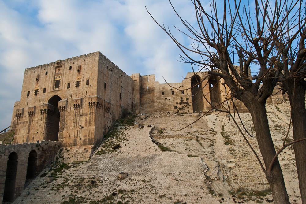 Ciudadela-de-Alepo-V