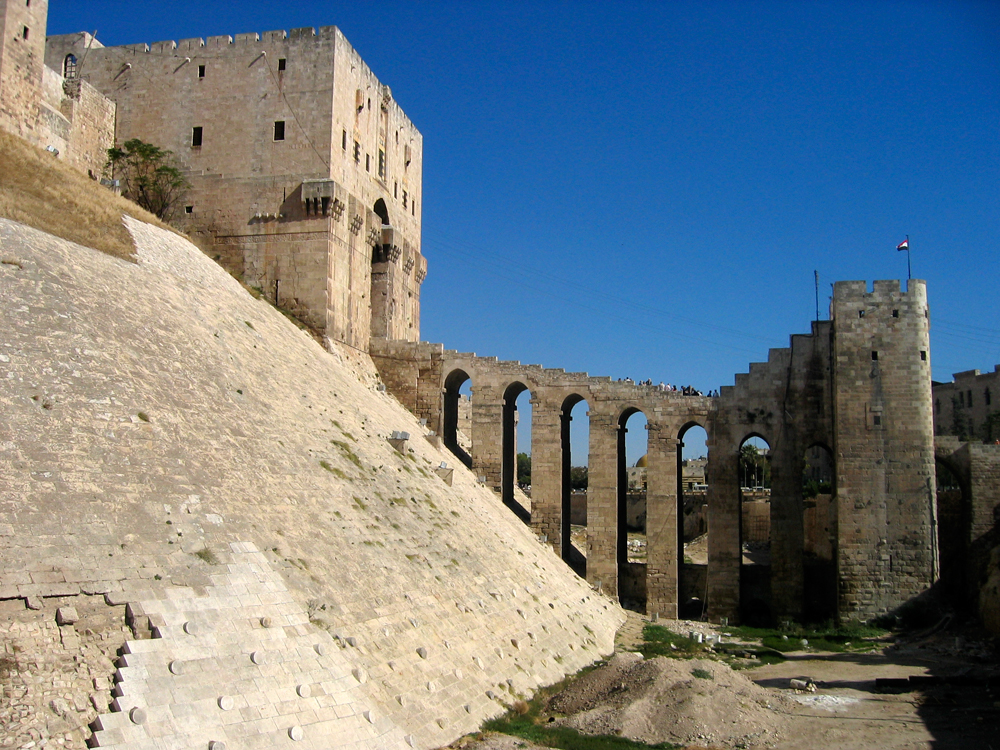 Ciudadela-de-Alepo