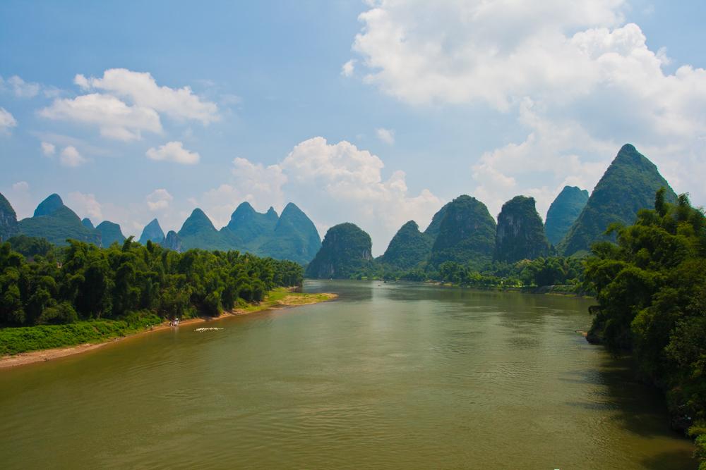La Fantasía del río Li