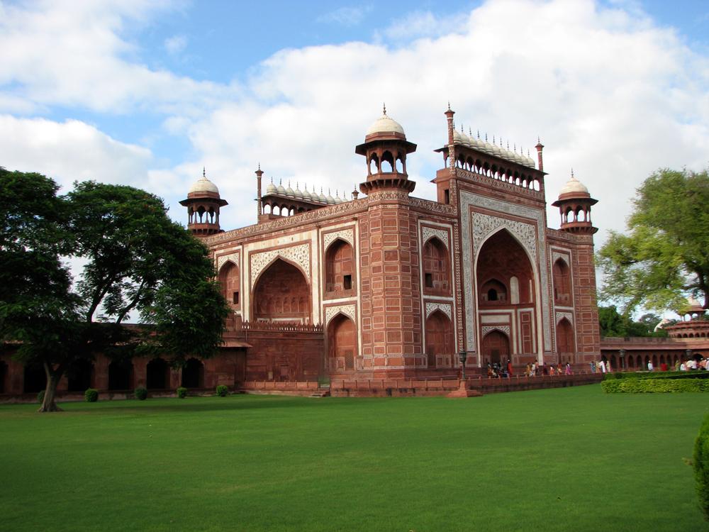 Complejo-del-Taj-Mahal-III