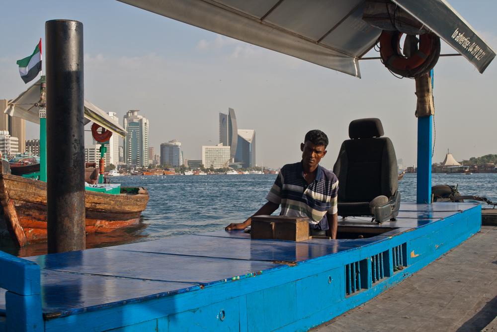 Conductor-de-barca