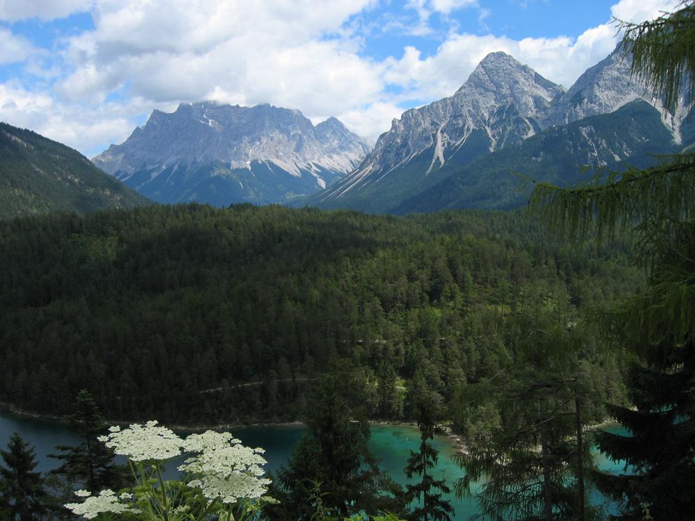 Cordillera-Wettersteingebirge
