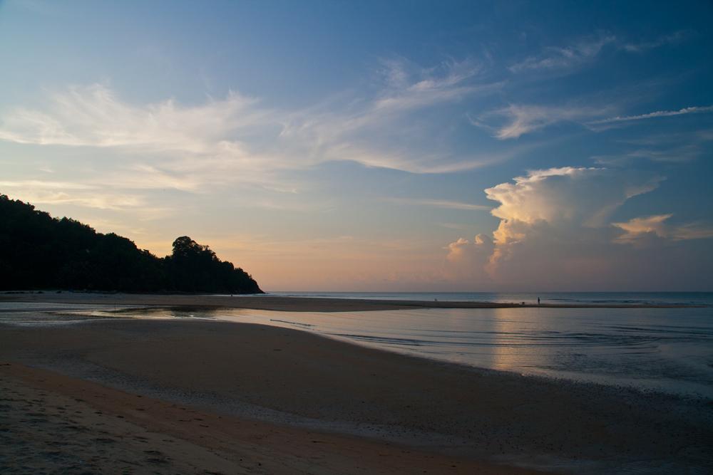 Costa-oriental-Malaya