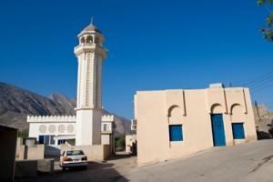 Mezquita en Al-Rustaq
