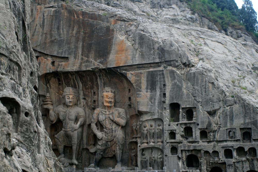 Cuevas-de-Longmen-IV