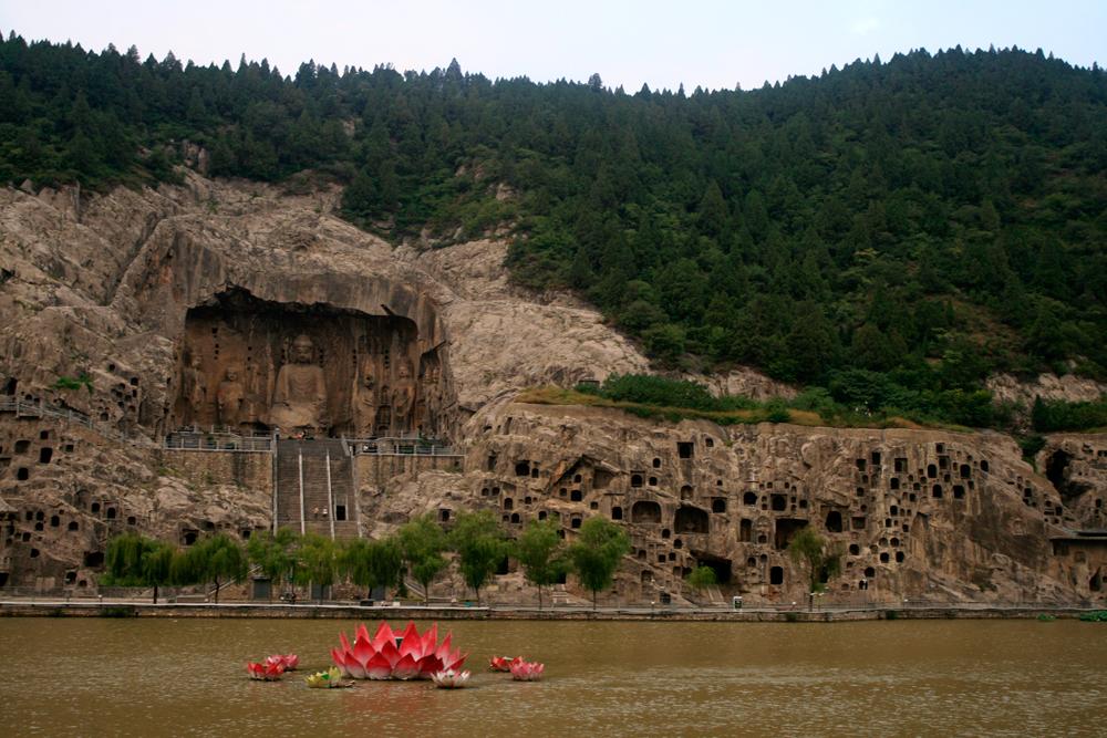 Cuevas-de-Longmen-IX