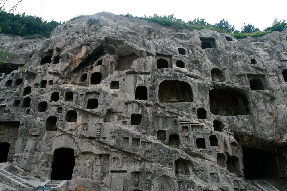 Cuevas-de-Longmen-X