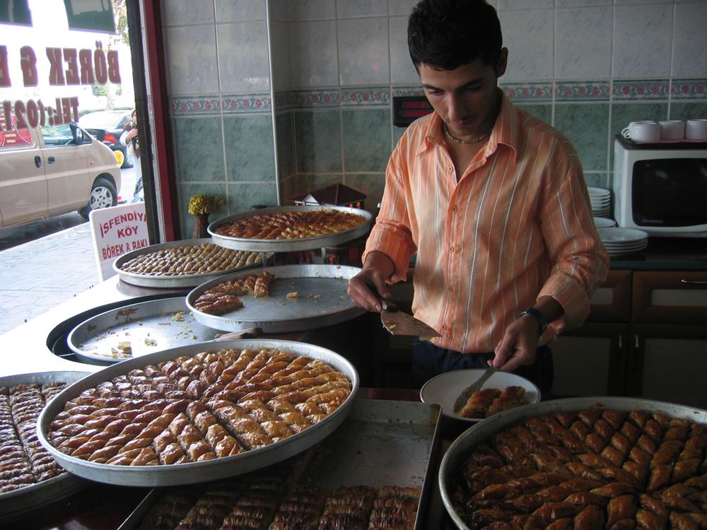 Delicias-turcas