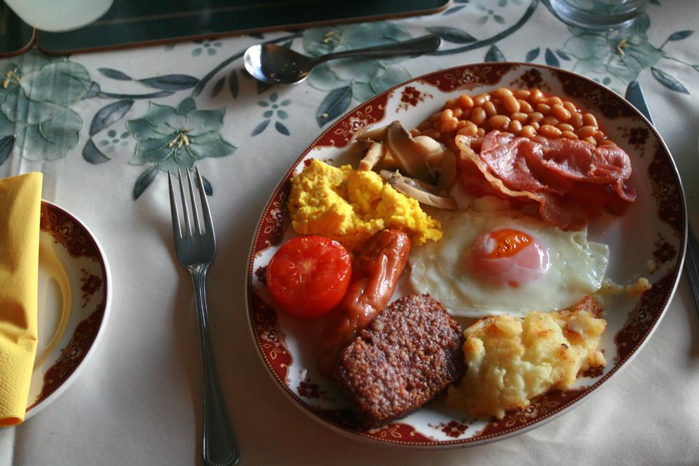 Desayuno-ingles