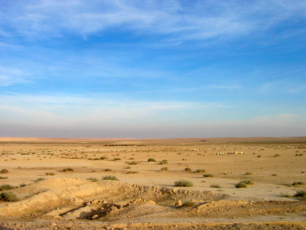 Desierto-Sirio