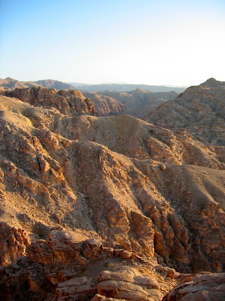 Desierto-jordano