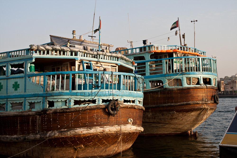 Dhows-II