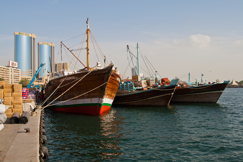 Dhows-III