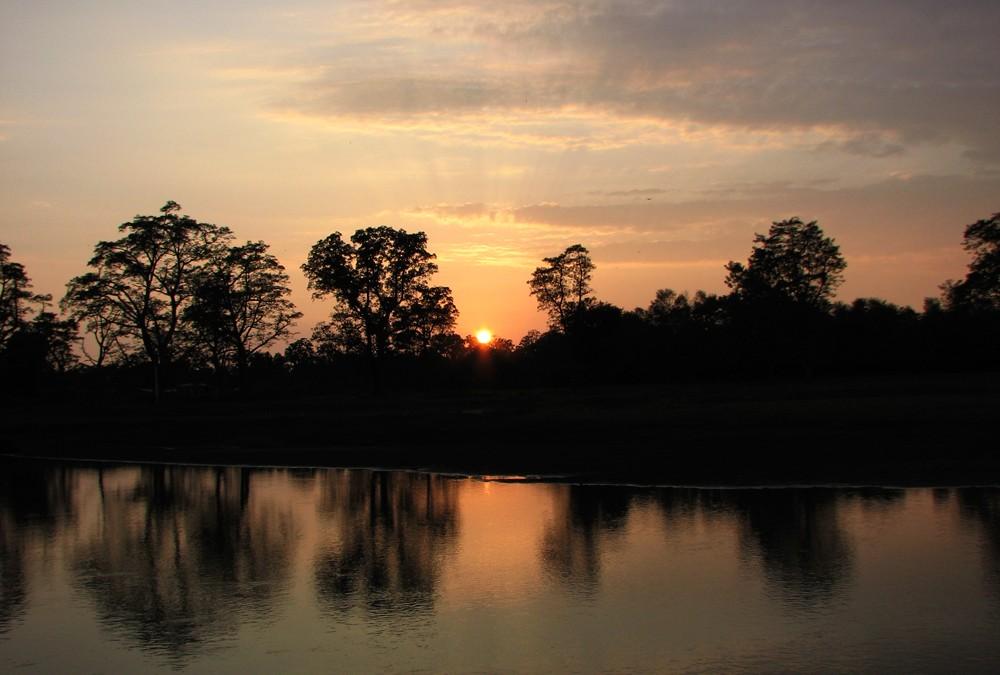 Los dos mil lagos de Chitwan