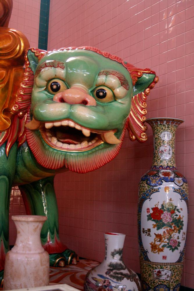 Dragón-chino