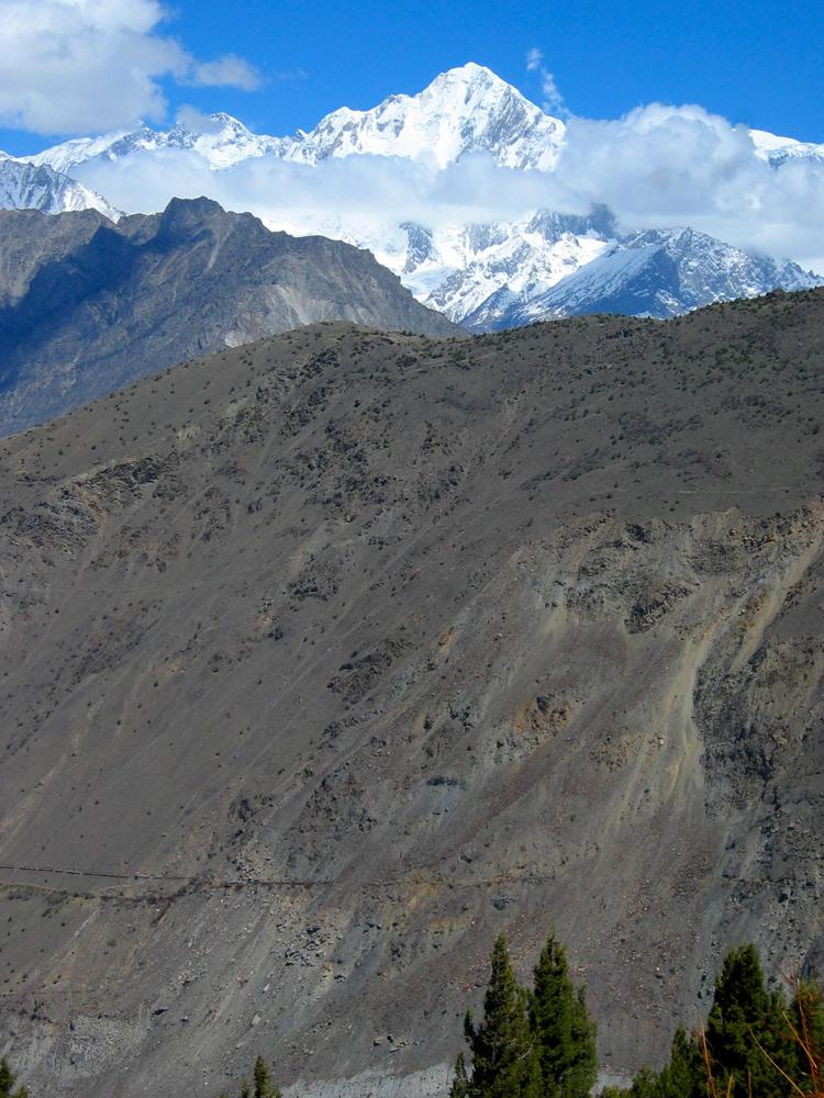 Durante-el-trekking-del-Rakaposhi