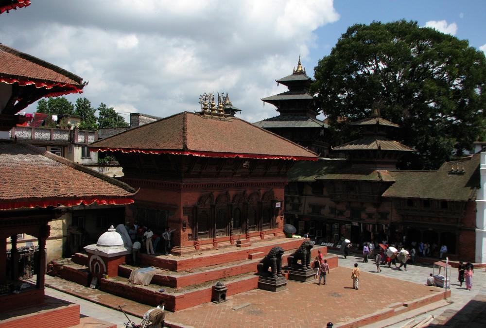 Katmandú – Durbar Square