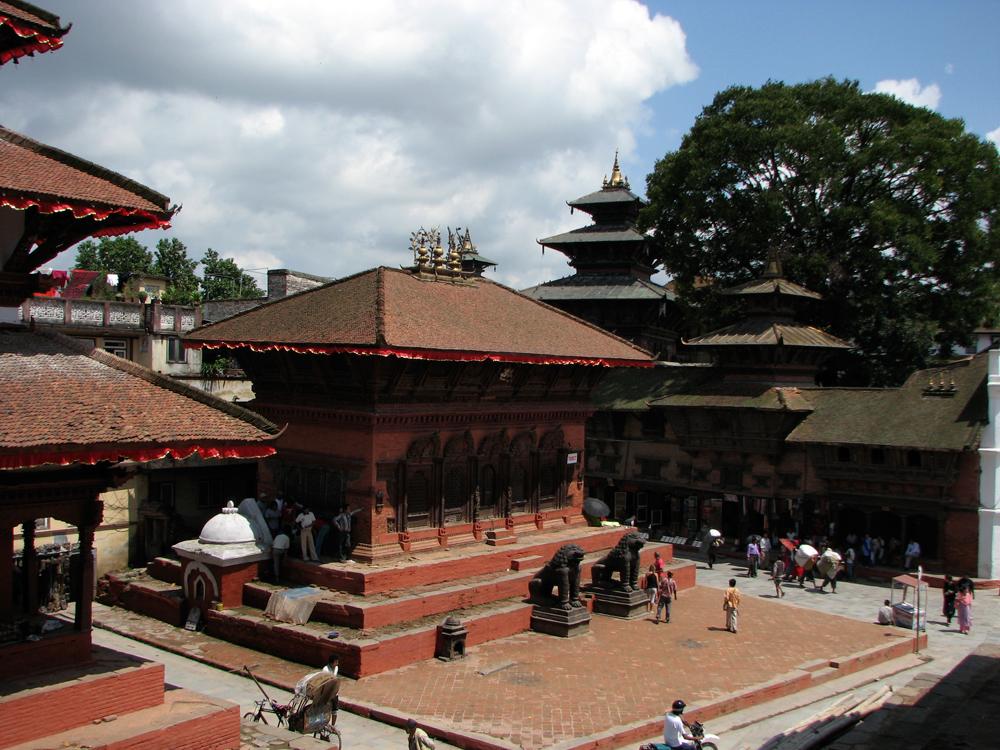 Durbar-desde-lo-alto-de-un-templo