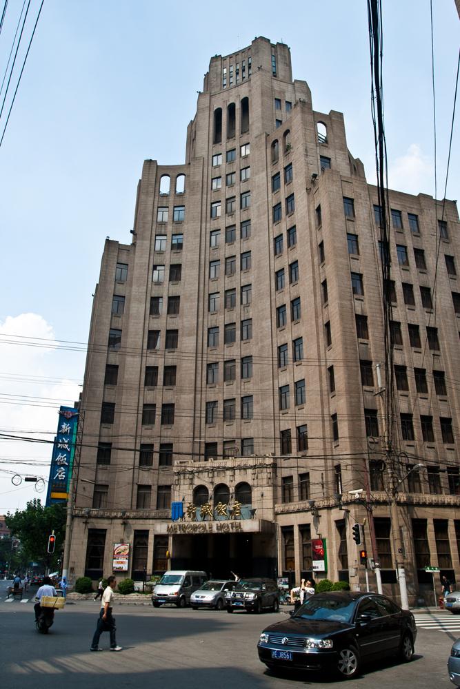 Edificio-de-Shanghai