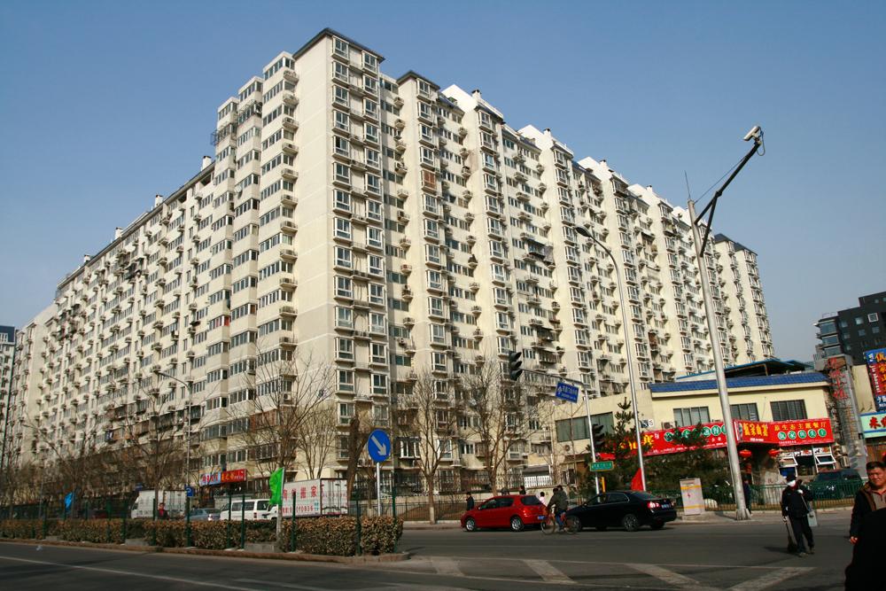 Edificios-colmena