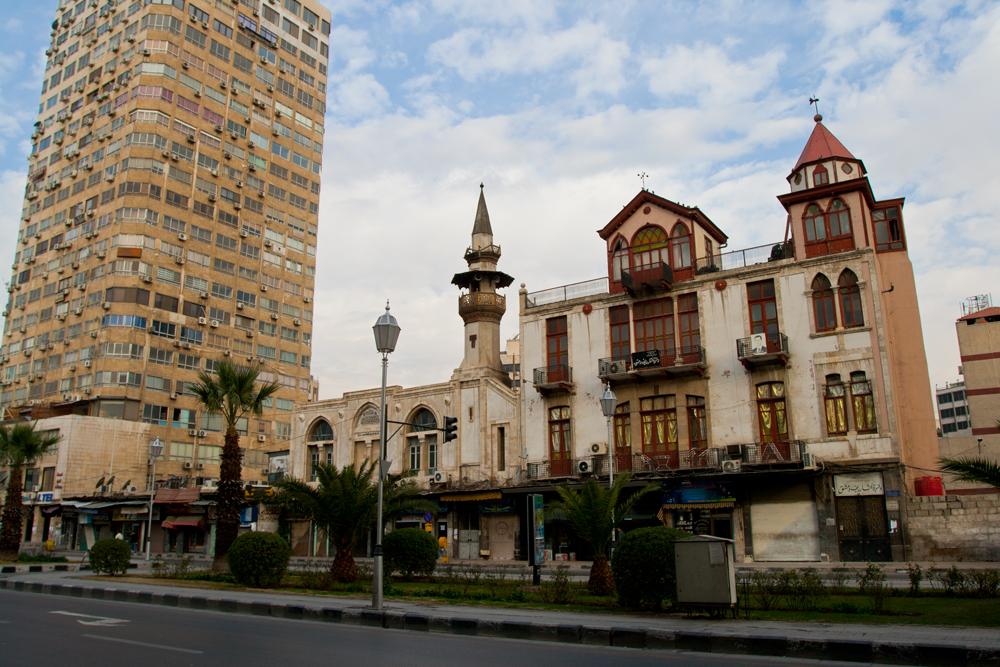 Edificios-de-Damasco