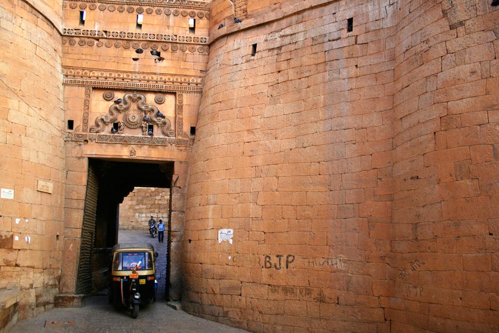 Entrada-a-Jaisalmer