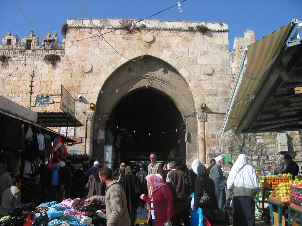 Entrada-al-barrio-musulmán