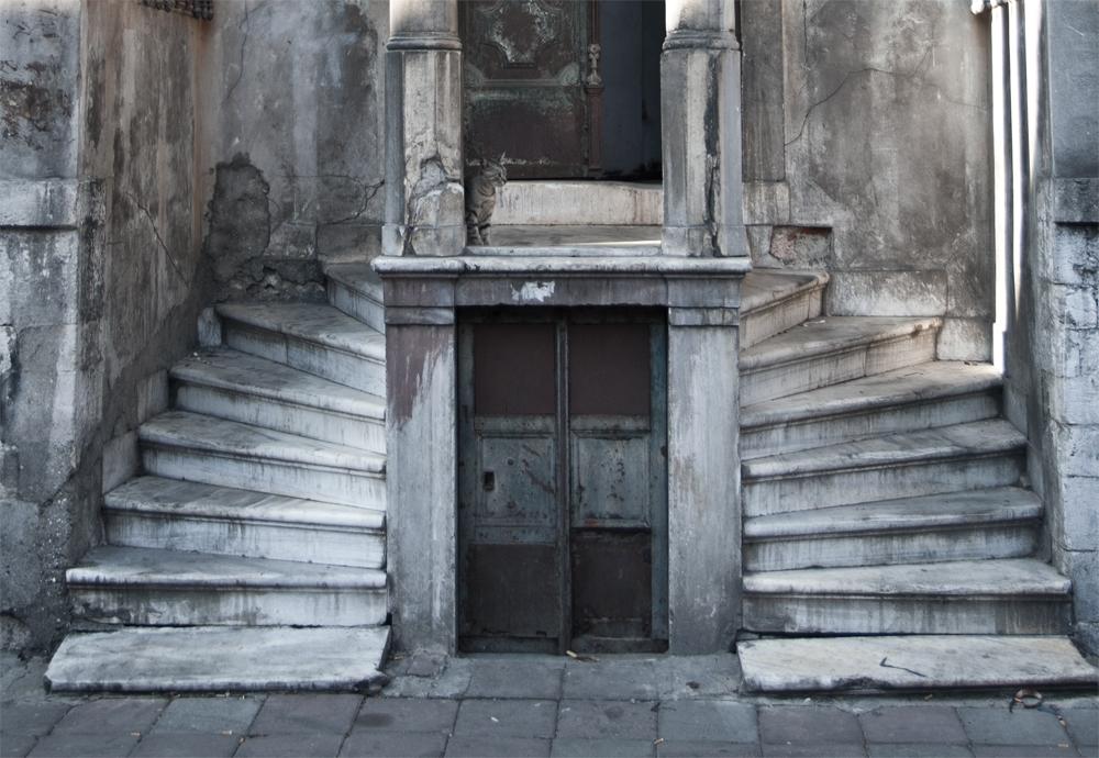 Escaleras-simétricas