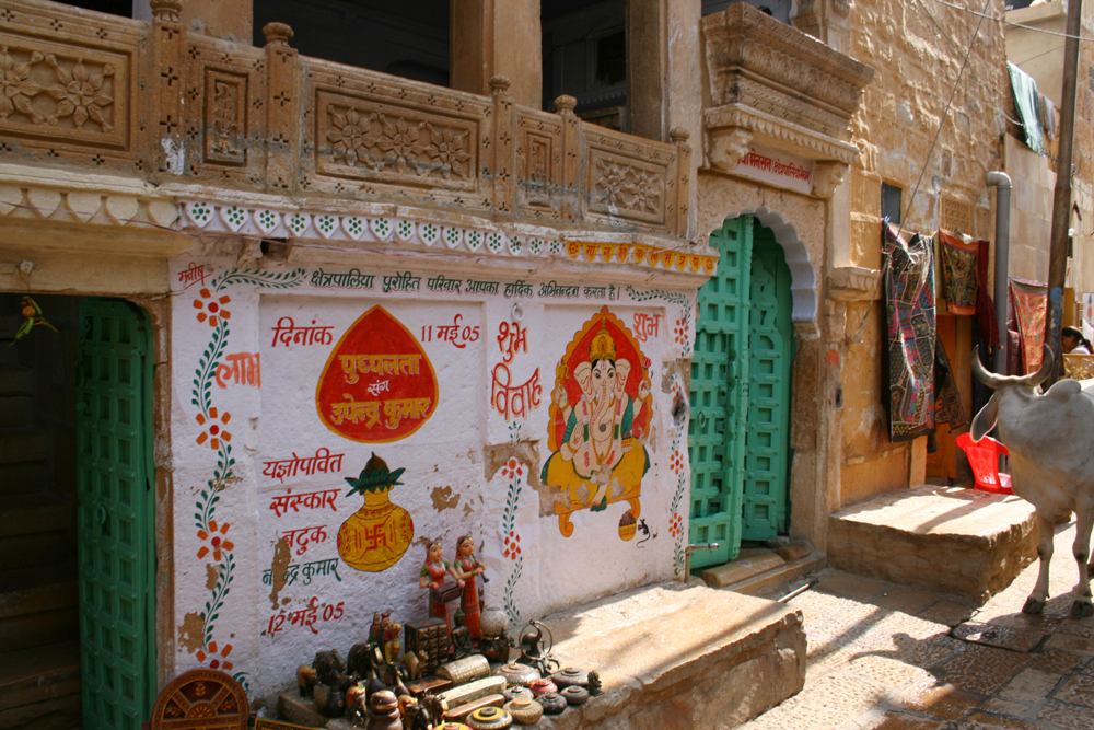 Escena-de-Jaisalmer-III