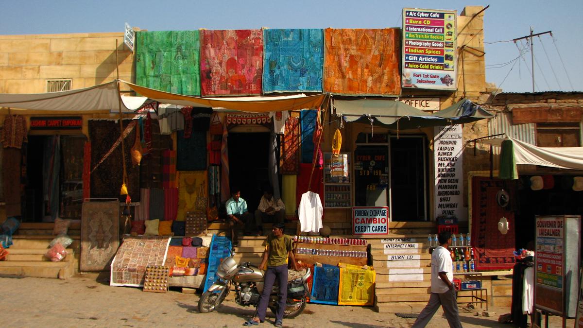 Escena-de-Jaisalmer
