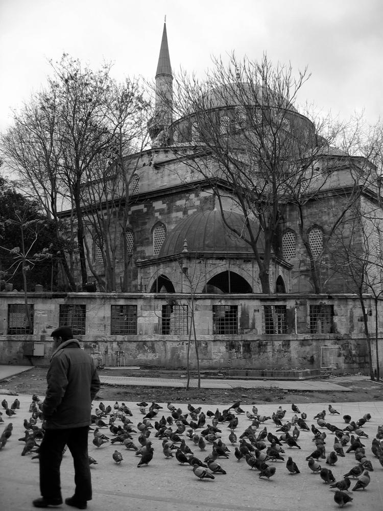 Escena-invernal-en-Estambul