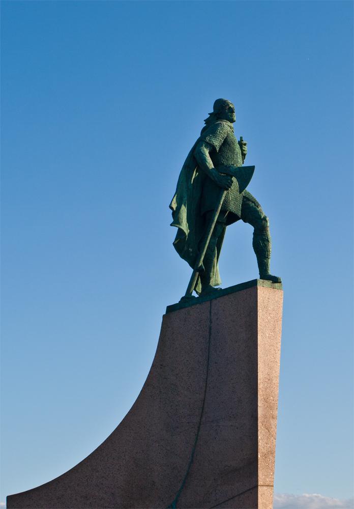 Estatua-a-Leif-Eriksson
