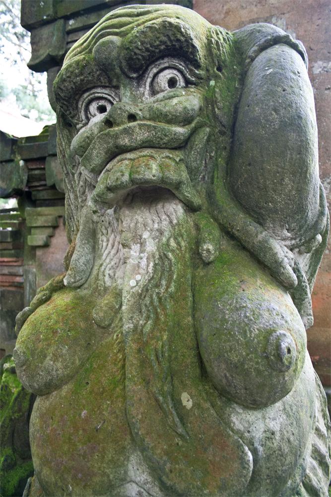 Estatua-balinesa-II