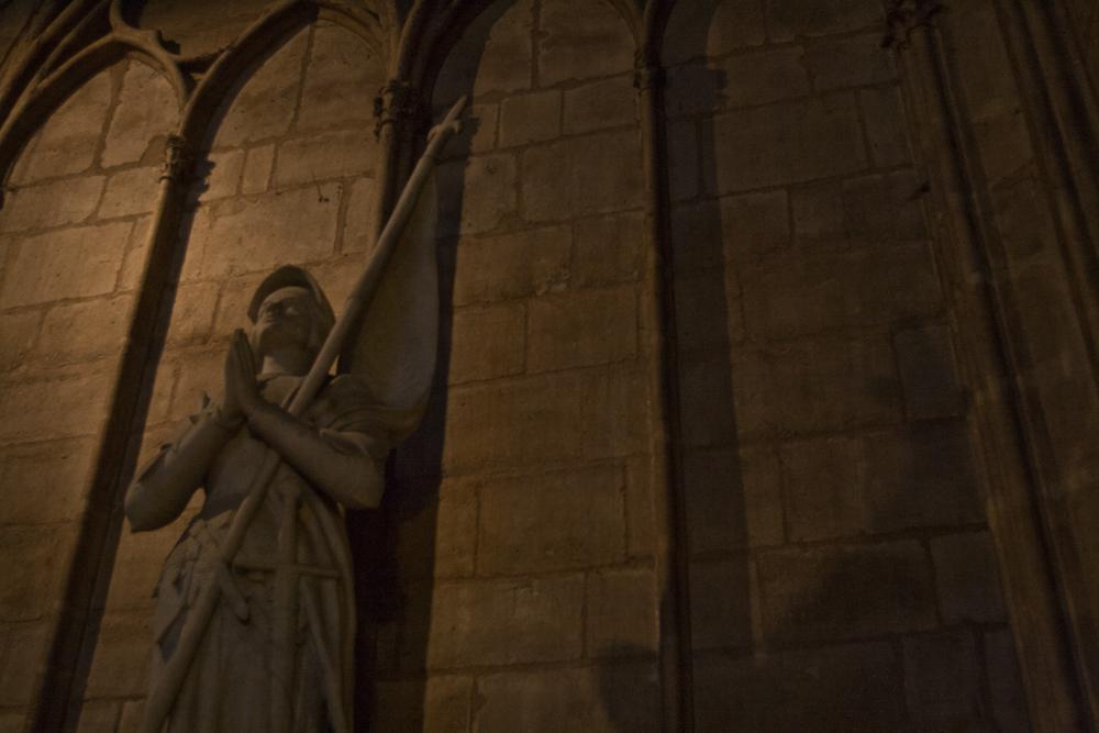 Estatua-de-Juana-de-Arco