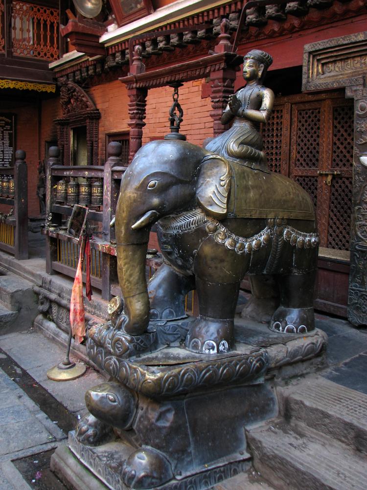Estatua-en-Golden-Temple