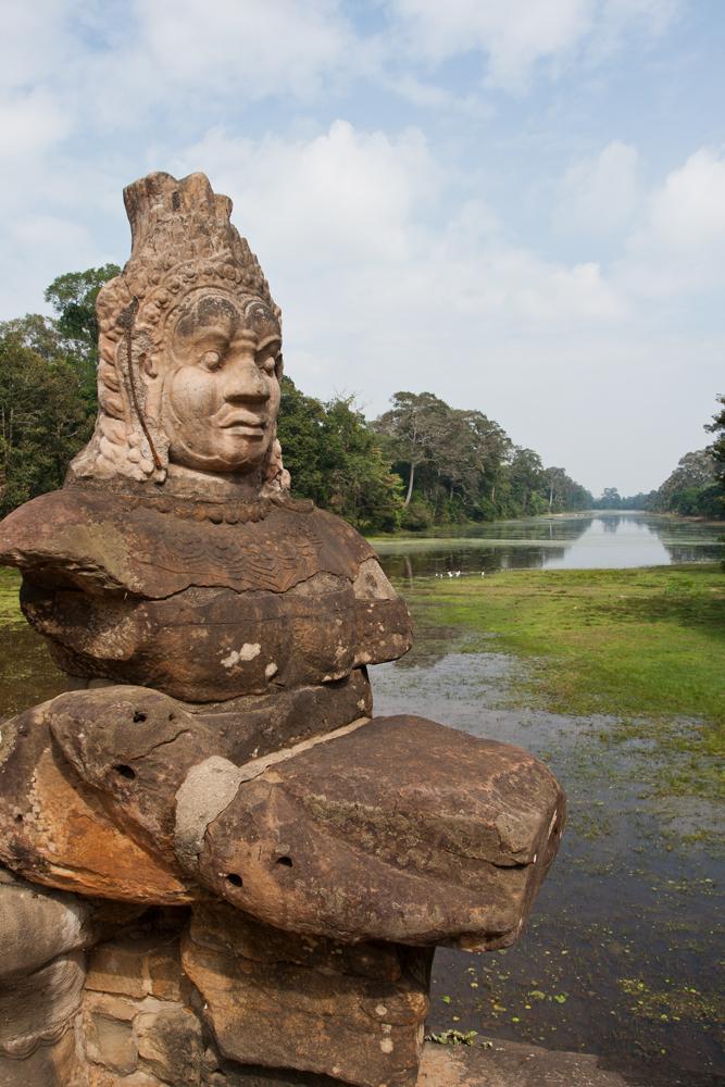 Estatua-protectora