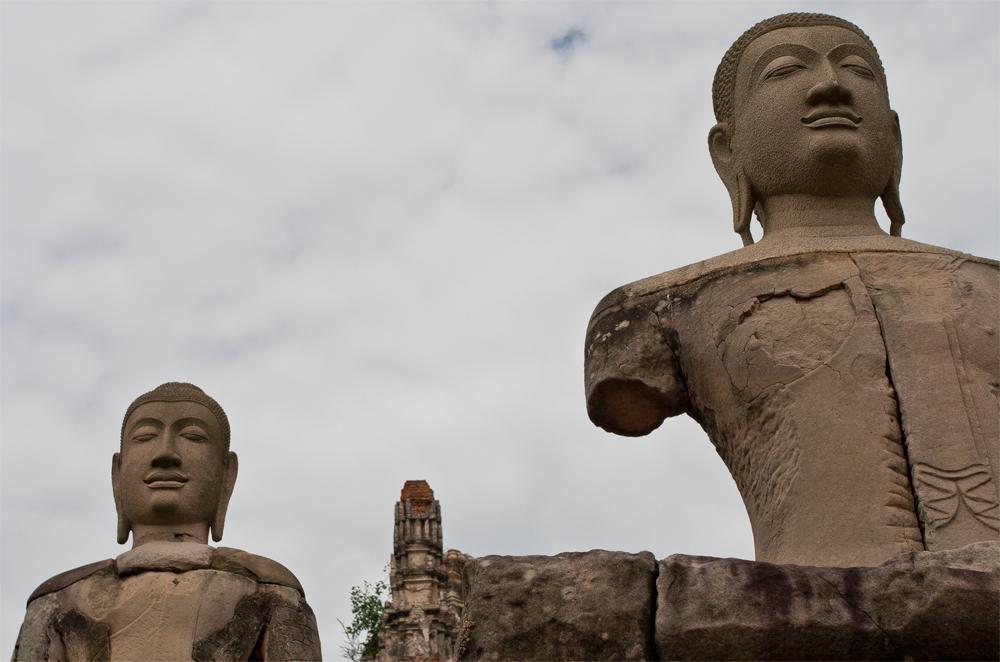 Estatuas-de-Buda