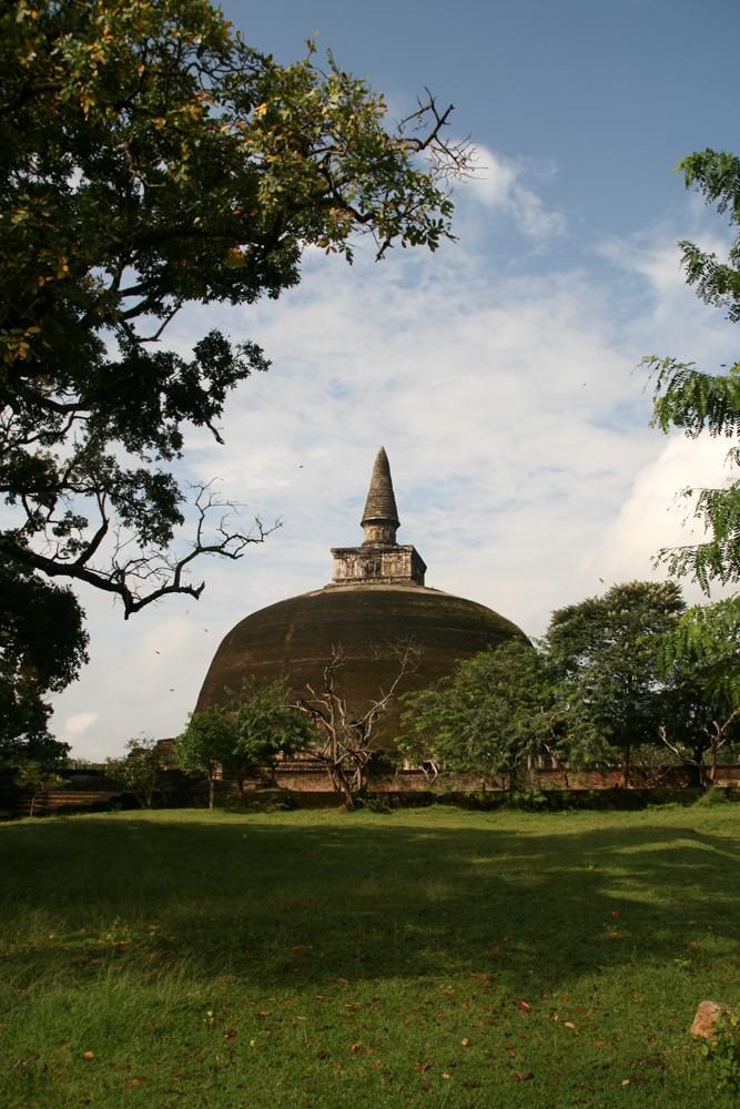 Estupa-de-Polonnaruwa