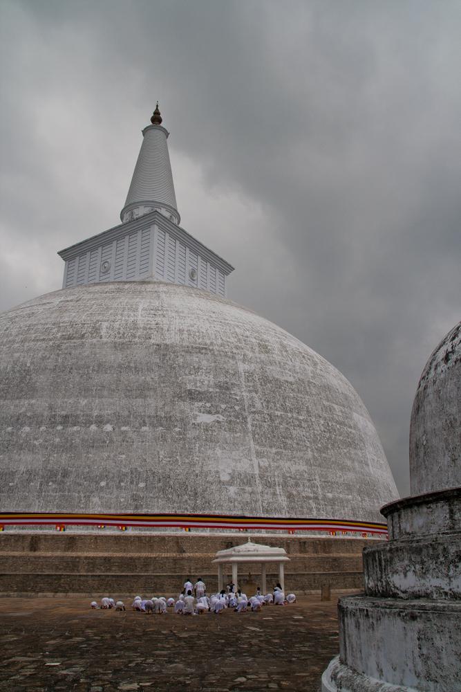 Estupa-de-Ruvanvelisaya-III