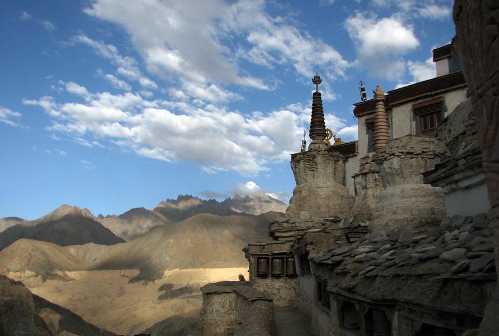 Ladakh o el pequeño Tíbet