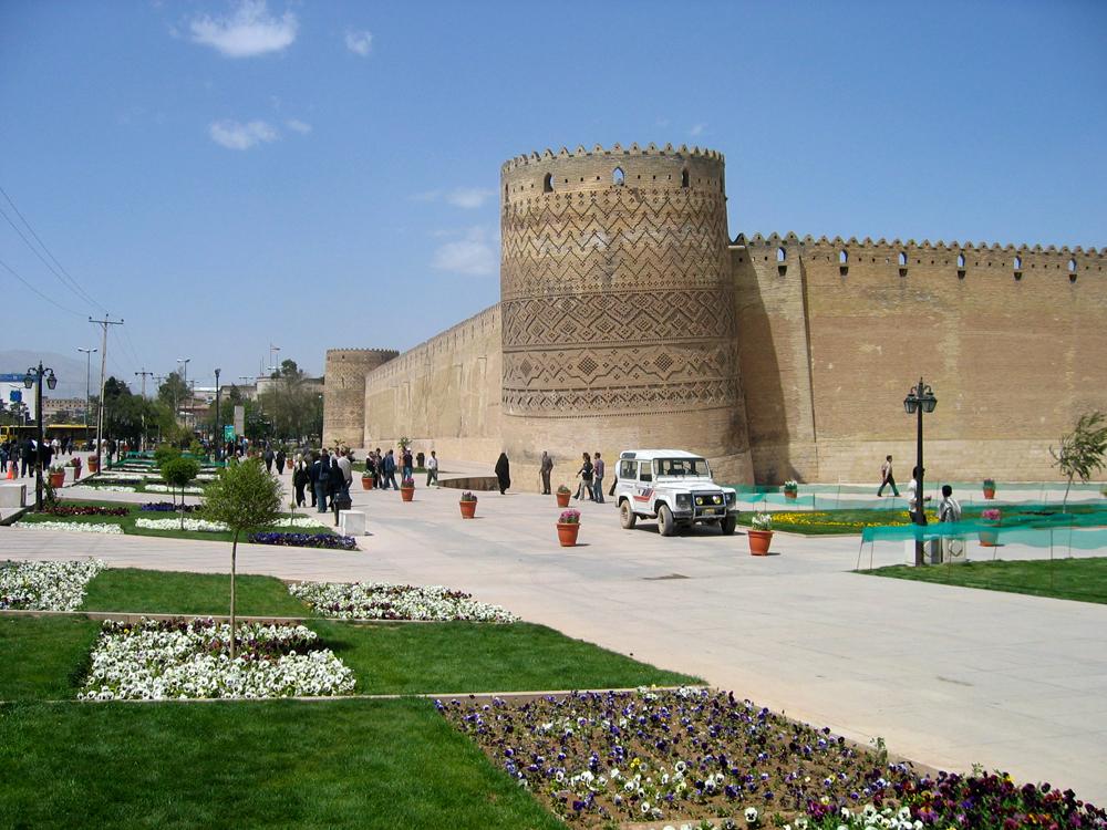 Fortaleza-Arg-e-Karim-Khani-II