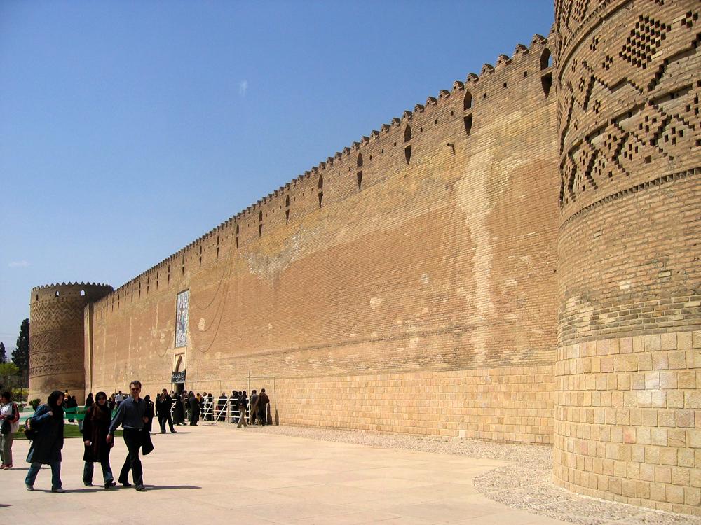 Fortaleza-Arg-e-Karim-Khani-III