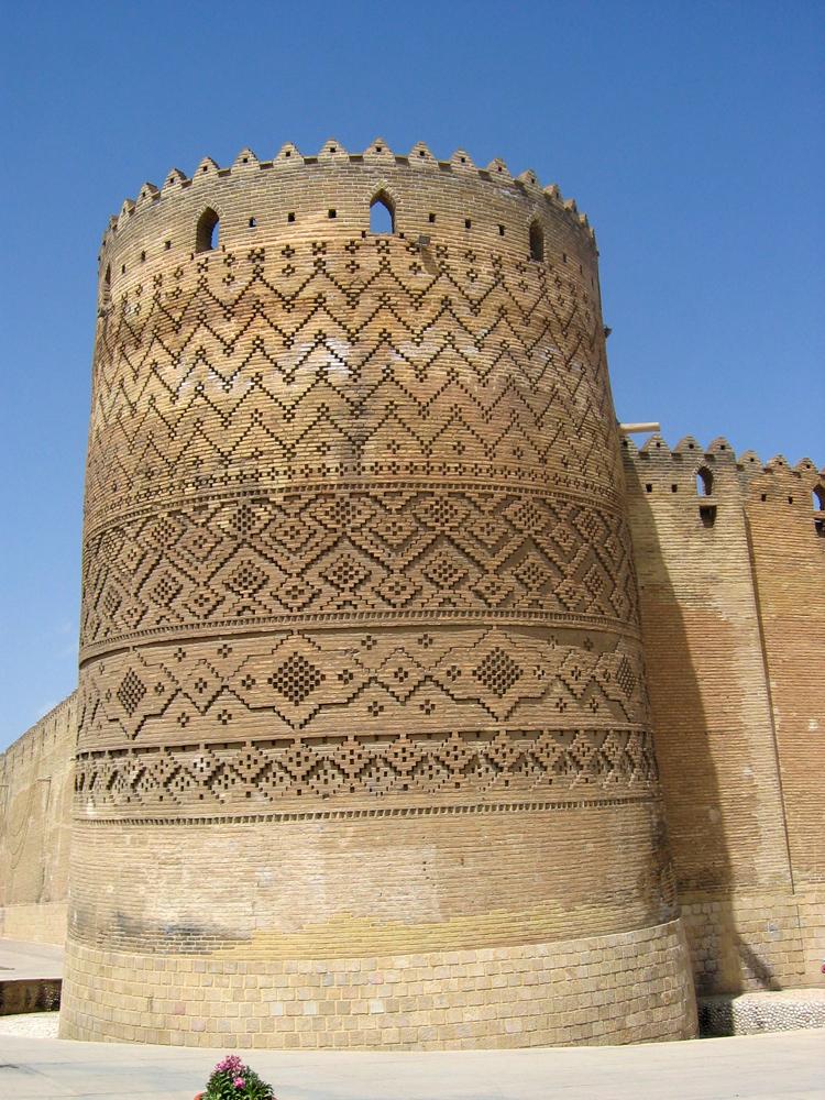 Fortaleza-Arg-e-Karim-Khani