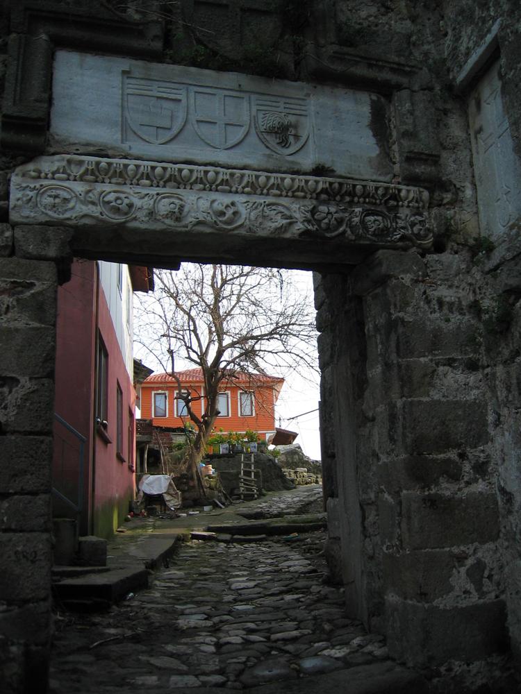 Fortaleza-de-Amasra
