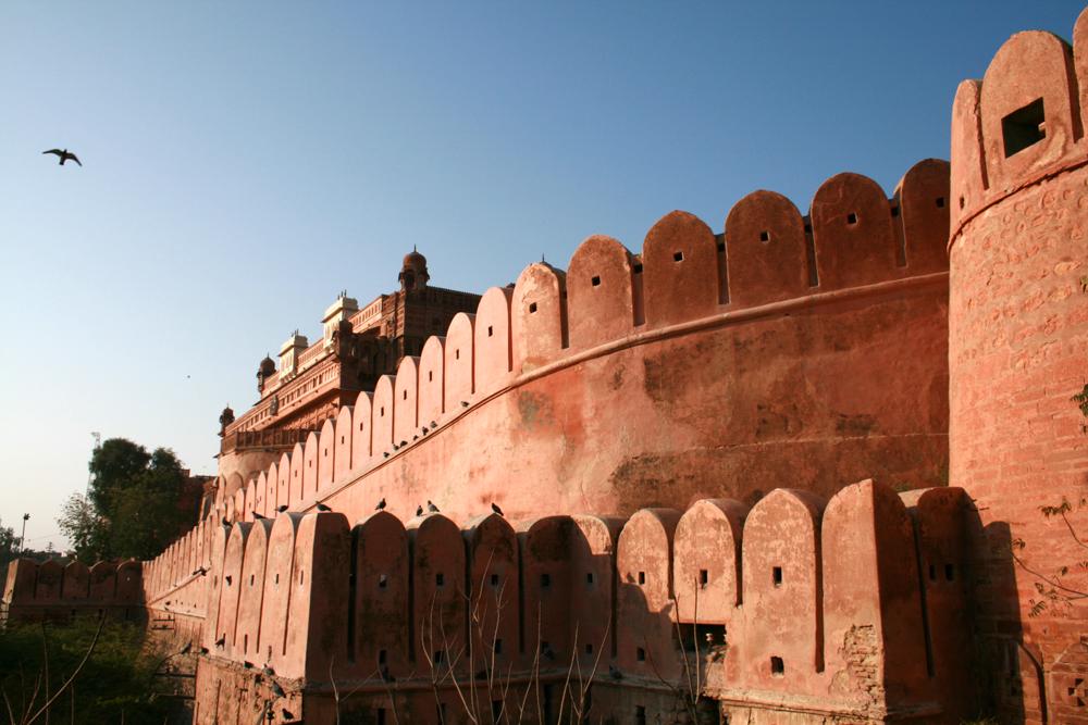 Fortaleza-de-Bikaner
